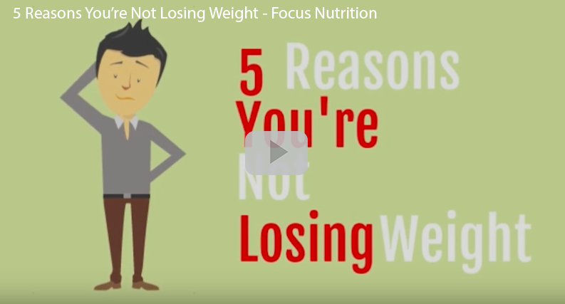 10 Reasons Youre Not Losing Weight