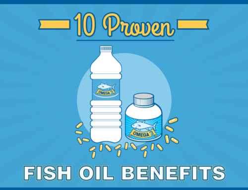 10 Proven Benefits of Fish Oil Supplements 2017